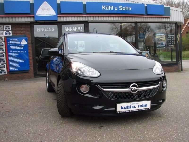 Opel Adam 1,4 Jam Sitzh., Lenkradh. Tempomat,