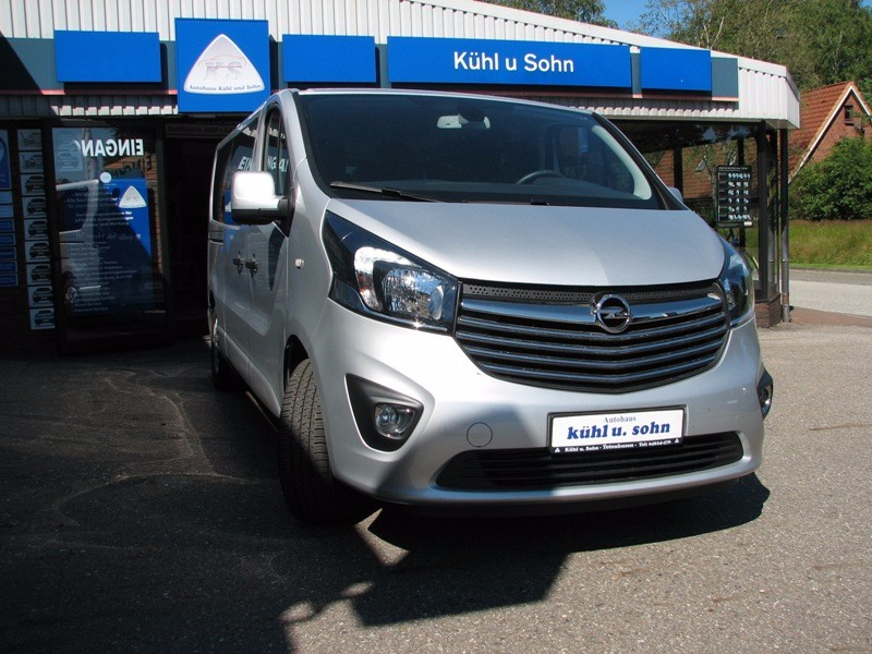 Opel Vivaro -B 1,6 CDTI Biturbo L2H1 2,9 ecoFlex Start/Stop